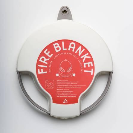 Brandveilige blusdekens bij D2Care